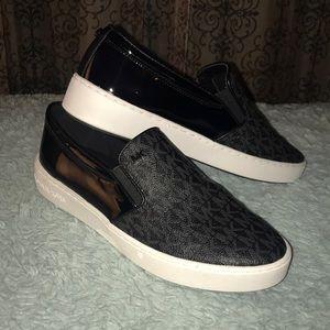Michale Kors slide on tennis shoes